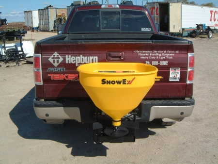 SnowEx SR-210 Salt Spreader