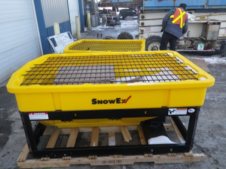 SnowEx SP7550 Spreader